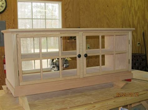 Kreg Jig Cabinet Doors Media Cabinet Made With Kreg Jig For The Home Pinterest Media Cabinet Kreg Jig And Tv