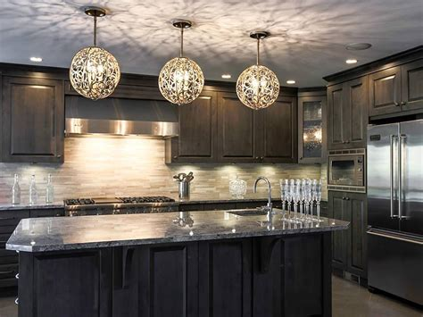 contemporary pendant light fixtures modern kitchen