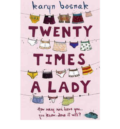 Book Review Twenty Times A By Karyn Bosnak twenty times a karyn bosnak 9780552153737