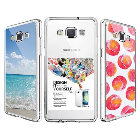 Samsung A3 Ringke Fusion Clear Soft Casing Bumper Cover Keren rearth ringke fusion samsung galaxy a3 2015 clear reviews mobilezap australia