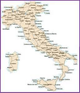 Detailed Map Of Italy by Detailed Map Of Italy With Cities Www Imgarcade Com