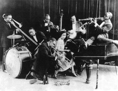 swing jazz definition ย คศตวรรษท 20 modren period pornapa5655
