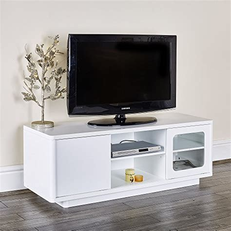 buy abreo tv unit cabinet entertainment stand with shelves