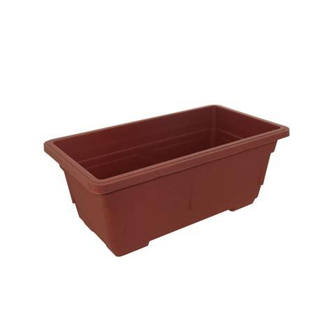 wholesale terracotta style window box planter sku 1277975