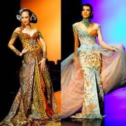 Kebaya Encim Bordir Kamboja 7 8 mengenal macam macam kebaya indonesia trend busana wanita