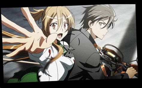 highschool of the dead 1 high school of the dead episode 4 anime reviewers weekly