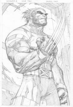 Culture Sketches 6th Edition by Wolverine By Soy Superheros Evils And