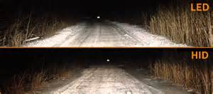 Car Led Bulbs Vs Halogen Led Vs Xenon Hid Headlights Which Are Better Xenonpro