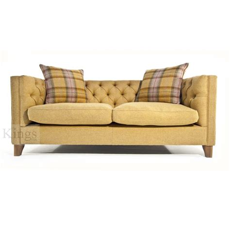 fabrics for upholstery for sofas tetrad upholstery battersea midi sofa in fabric or leather