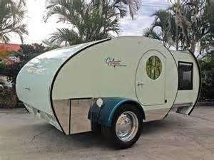 Gidget Retro Teardrop Camper by Go Glamping The Gidget Retro Camper