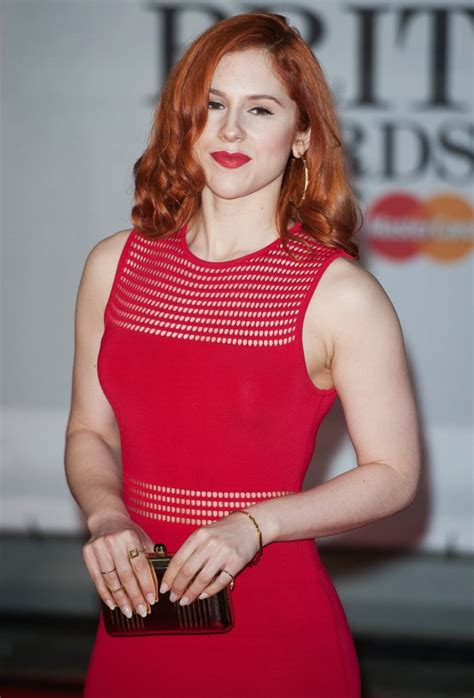 Katy B | katy b picture 25 the brit awards 2014 arrivals