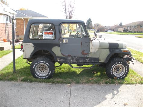 jeep yj tub for sale 1985 jeep cj7 4x4 with 1995 jeep yj tub for sale in
