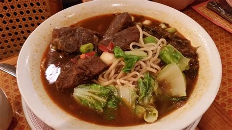 house of fortune mclean taiwanese spicy beef noodle soup yelp