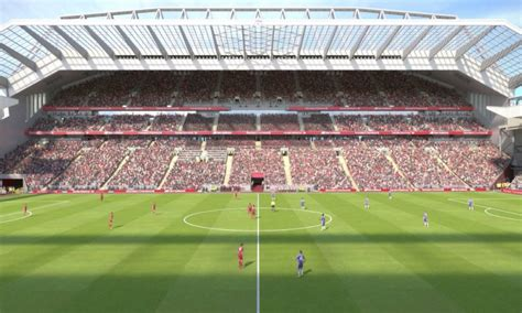 image reveals  glimpse   players tunnel  anfield