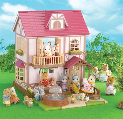 sylvanian families dolls house sylvanian families seventh angel net