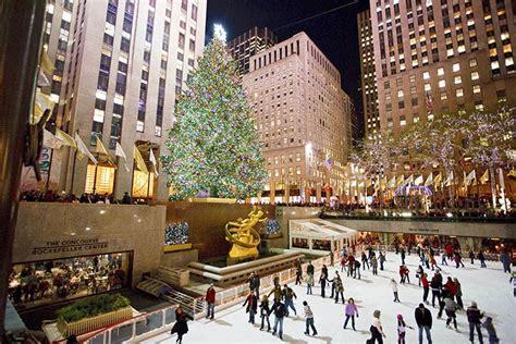 arbol navidad nueva york gu 237 a navidad en nueva york 2017 18 mola viajar