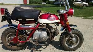 Honda Mini Trail 50 For Sale Buy Vintage 1967 Honda S65 Motorcycle On 2040 Motos