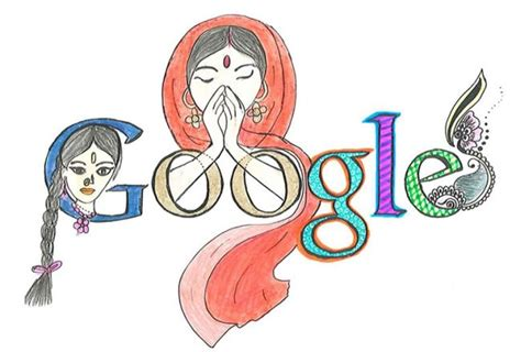 doodle 4 india competition entries for doodle4google 2013 competition