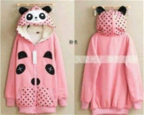 Best Selleeerr Yang Terbaru Jaket Parka Cewek Parasut Jaket jaket panda cewek pink koleksi jacket remaja keren babyterry korea model terbaru