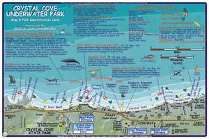 Crystal Cove State Park Map by Resources Crystal Cove Conservancy