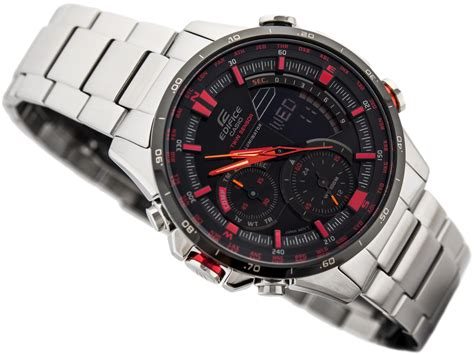 Casio Edifice Era 300db casio era 300db 1av srebrny męskie producenci casio