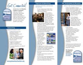 Informational Brochure Template by Best Photos Of Informational Brochure Exles