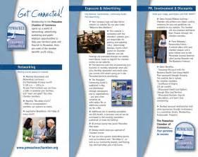 informational brochure template best photos of informational brochure exles