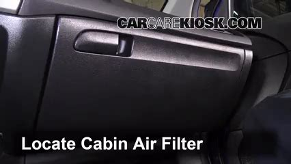 2007 Honda Civic Cabin Air Filter by 2006 2011 Honda Civic Cabin Air Filter Check 2007 Honda
