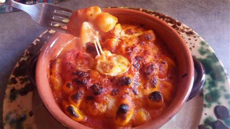 cucina pasquale ricette gnocchi al tegamino ricetta in cucina con de pasquale