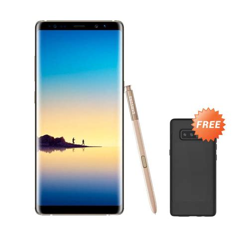 Harga Samsung Note 8 Maple Gold jual ocbc smart deals samsung galaxy note8 smartphone