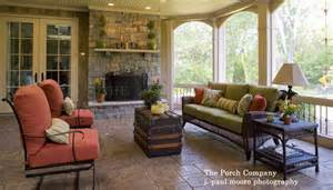 Design For Screened Porch Furniture Ideas Podcast 24 Outdoor Fireplace Installation Ideas