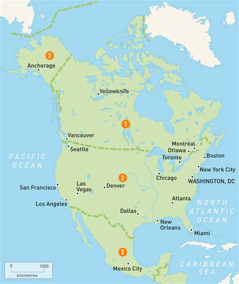 american countries map map of america america countries