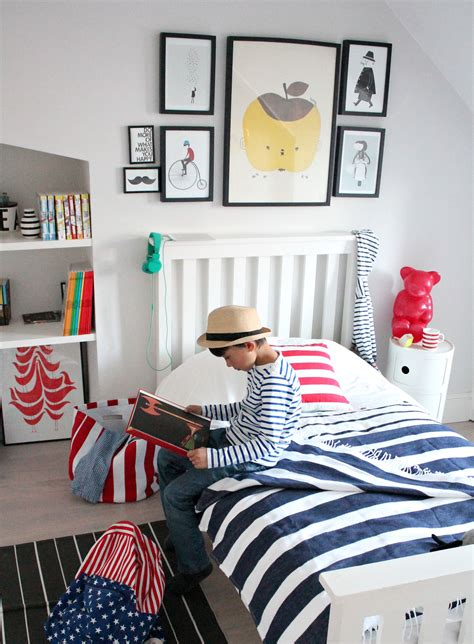 boys in bedroom littlebigbell boy s bedroom makeover with the little white