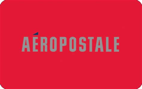 Aeropostale Gift Card Codes - aeropostale gift cards review buy discounted promotional offers gift cards no fee