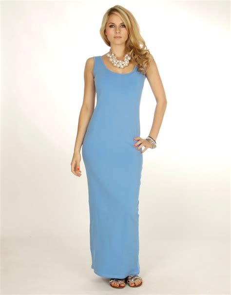 Maxi Blue blue maxi dress dressed up