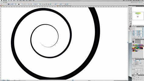 tutorial swirl illustrator vector swirls and florals illustrator width tool