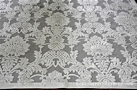 And Grey Area Rugs by Serendipity Refined Gray And Ivory Dining Room Area Rug