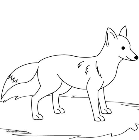 coloring page gray fox mobile kawaii fox coloring pages coloring pages