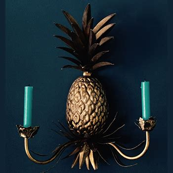 Pineapple Wall Sconce Wall Sconce Ideas Bronze Pineapple Wall Sconce Simple Gold Color Blue Candle Each Side Two