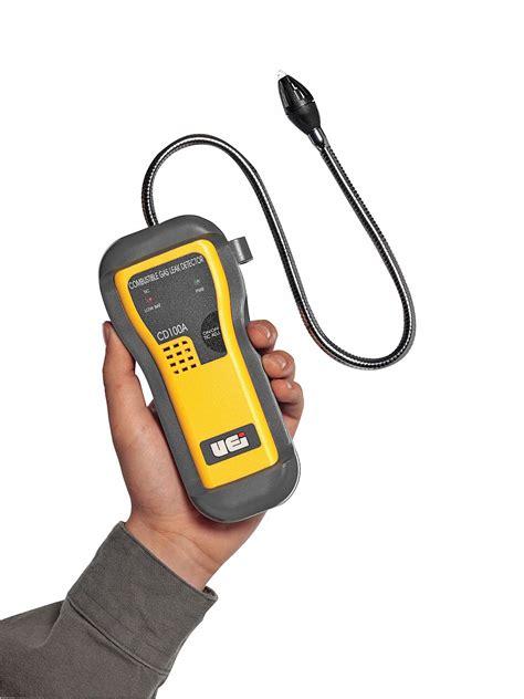 uei test instruments combustible gas leak detector eun