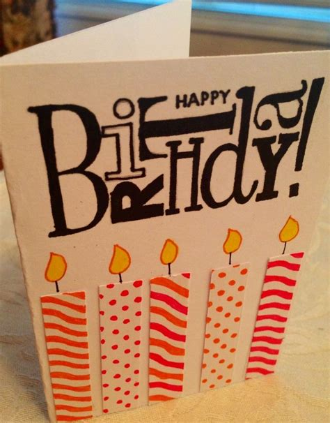 Cool Birthday Card 25 Best Ideas About Cool Birthday Cards On Pinterest