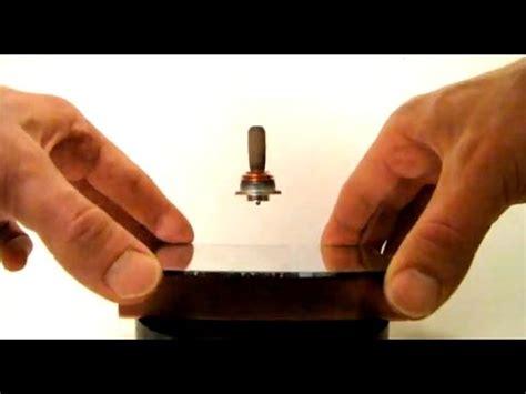 levitron diy home made levitron levitating top magnetic gyroscopic