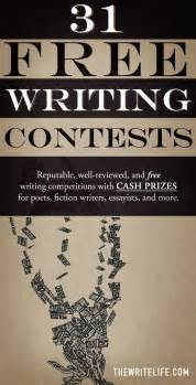 College Admission Essay Contests by Best 25 Writing Competitions Ideas On College