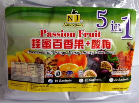 fruit x asia sdn bhd nj fruit 5 in 1 nj products concentrate johor