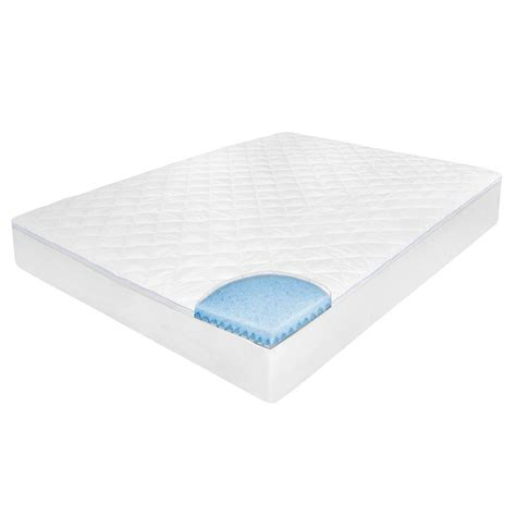 Foam Mattress King by Biopedic California King Memory Foam Mattress Pad 71085