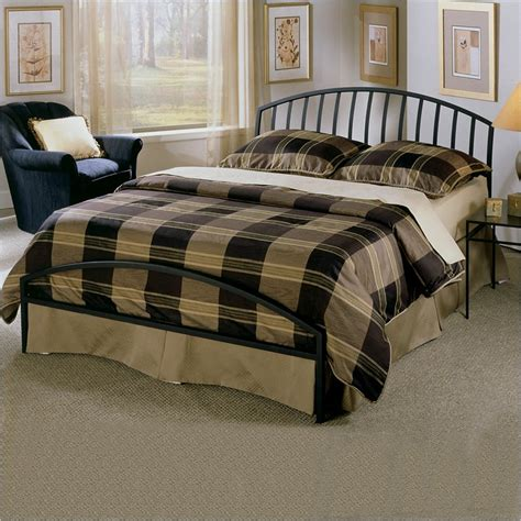 Metal Sleigh Bed Top Beds And Bed Frames Cymax At Discount Sale Prices