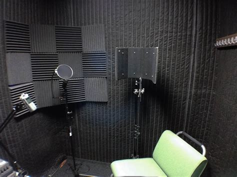 sound room studio booth foam shopping