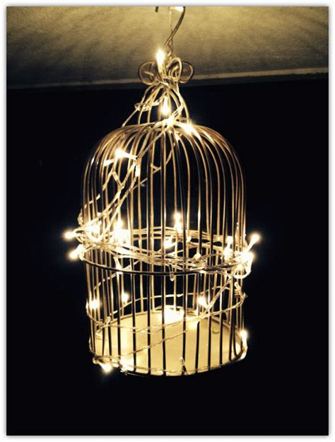 Diy Birdcage Chandelier Time Diy Bird Cage Chandelier