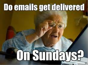 Meme Email - the best of the grandma finds the internet meme