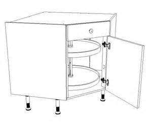 caisson meuble cuisine sans porte 1 meuble bas dangle